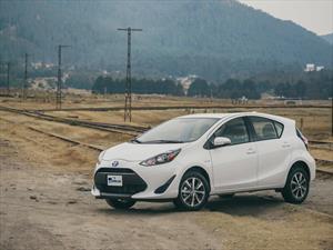Oferta Toyota Prius C 1.5L nuevo precio $280,300