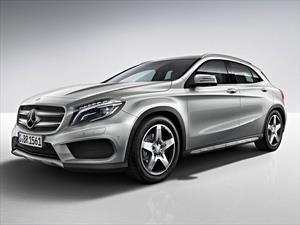 Foto venta Auto nuevo Mercedes Benz Clase GLA 250 Urban 4Matic AMG Line color Gris Montana precio u$s68.000