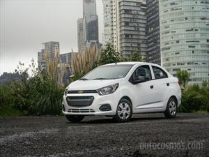 Foto Chevrolet Beat LT Sedan financiado