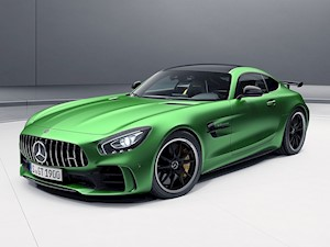 Foto Mercedes Benz AMG GT R financiado