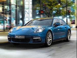 Porsche Panamera 4 E- Hybrid Sport Turismo nuevo color A eleccion precio $1,978,500