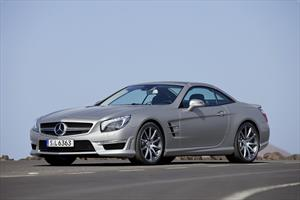 foto Mercedes Clase SL 63 AMG Biturbo nuevo color A elección precio $3,152,000