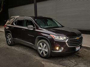 Chevrolet Traverse LT 7 Pasajeros nuevo color Gris precio $893,900