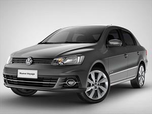 Volkswagen Voyage 1.6 Trendline financiado en cuotas anticipo $138.000 cuotas desde $6.500