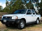 Nissan Frontier NP300 2.4L 4x2 Doble Cabina