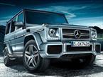 Mercedes Benz Clase G 500