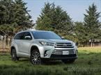 foto Toyota Highlander Limited