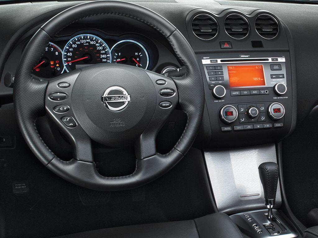 Nissan Altima SL 2.5L CVT High (2010)