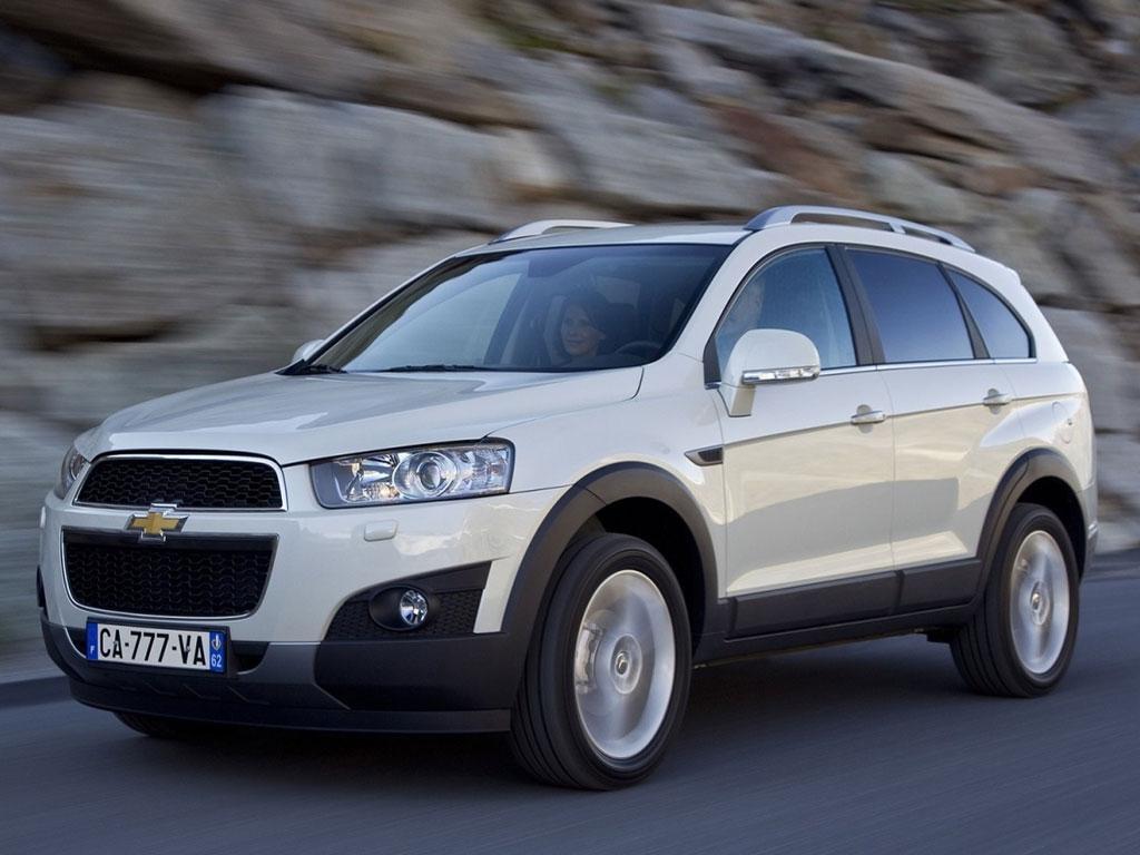 Chevrolet Captiva Todoterreno Motor Precios | Autos Weblog