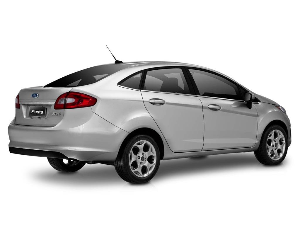 Ford Fiesta Kinetic Sed U00e1n Trend Plus  2013