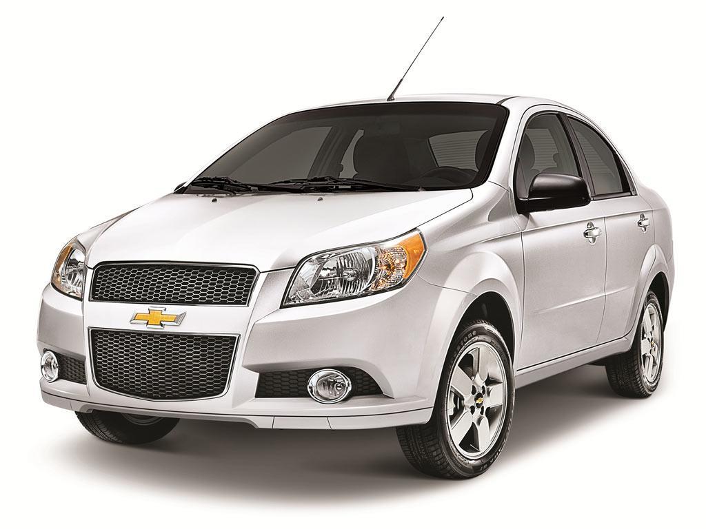 Autos - Chevrolet - Información Aveo