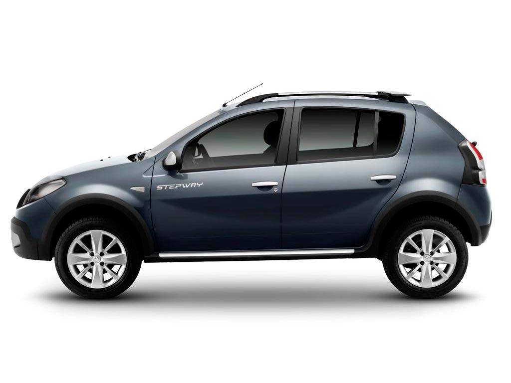Renault Stepway Dynamique (2013)