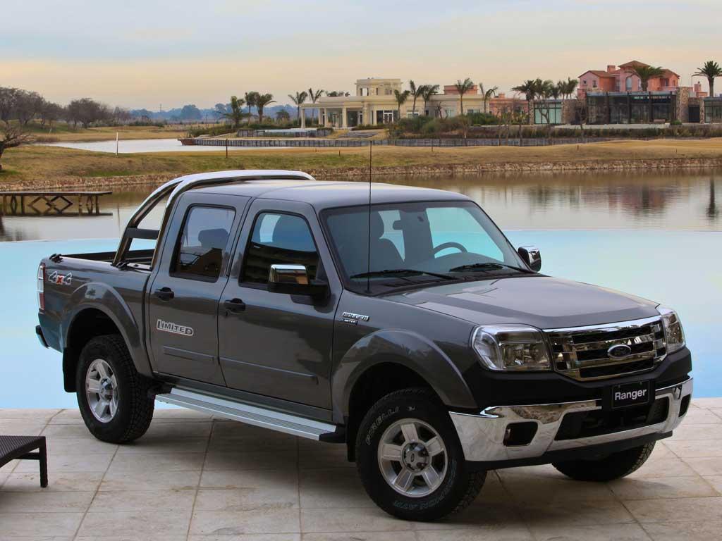 Ford Ranger Xlt Cabina Doble 2012