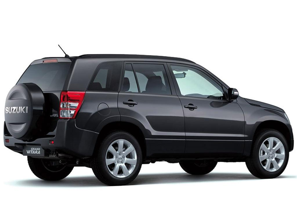 suzuki grand vitara l4 gls 2012. Black Bedroom Furniture Sets. Home Design Ideas