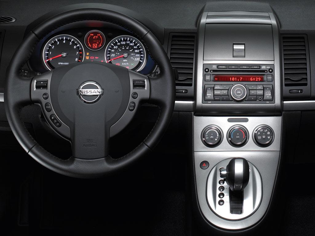 Autos - Nissan - Información Sentra