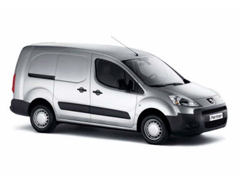 Peugeot Partner Hdi Maxi 2018