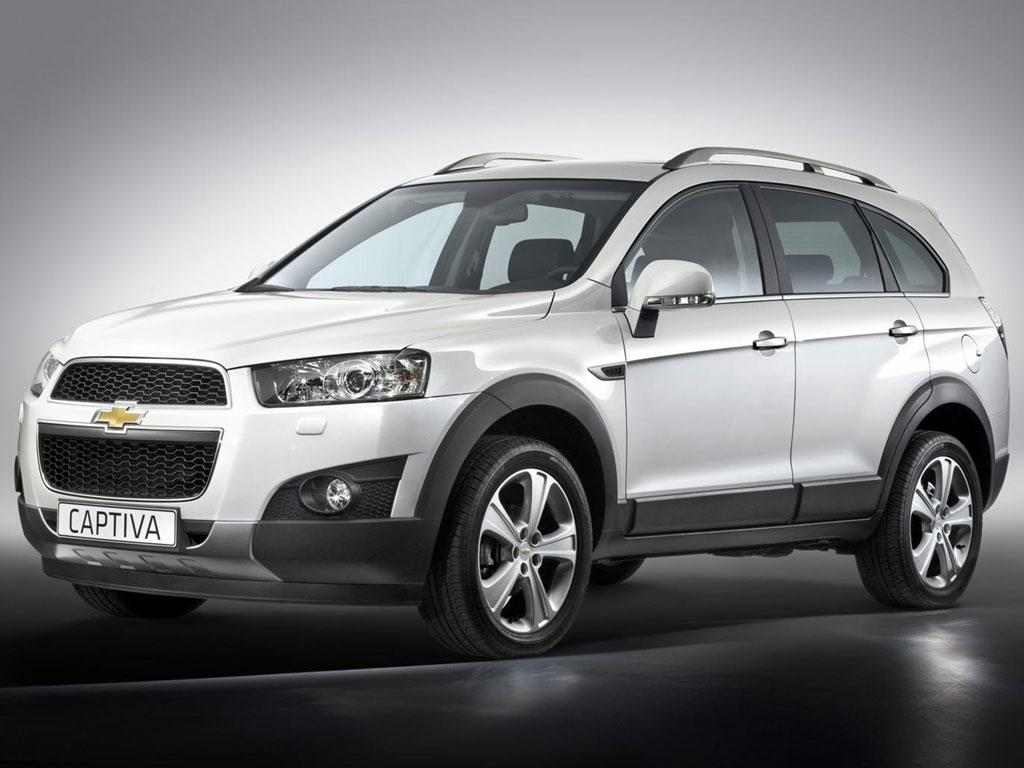 Chevrolet Captiva LS 4x2 (2014)