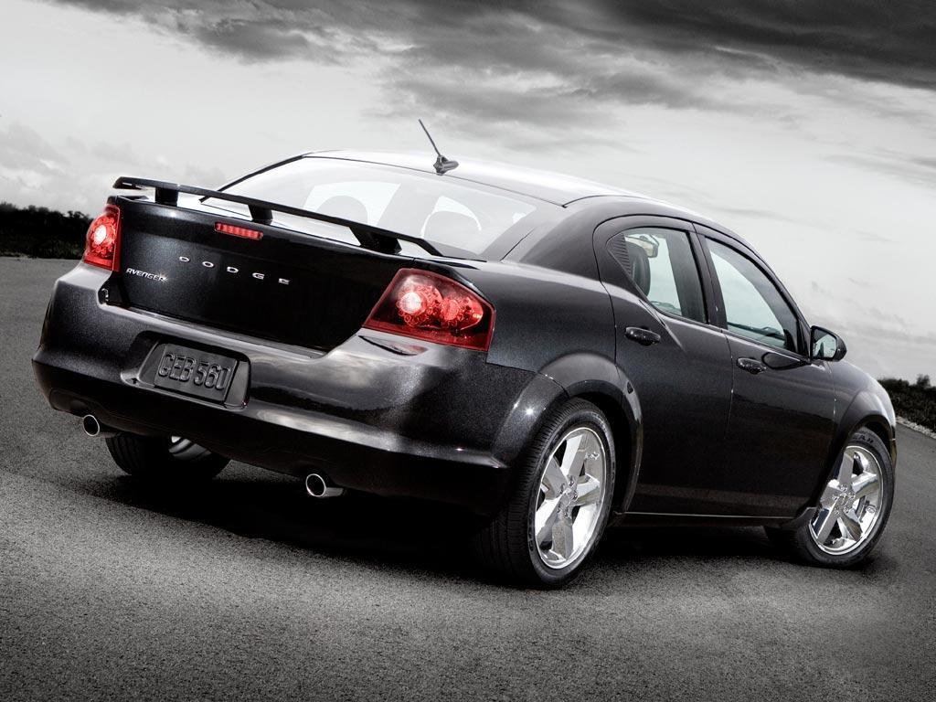 Dodge Avenger Sxt 2 4l Aut Sport 2013