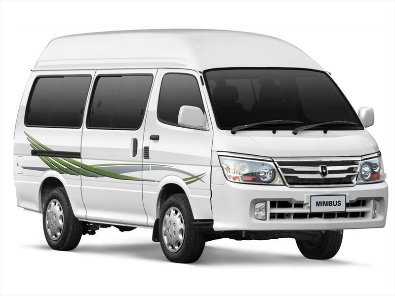 Jinbei Minibus