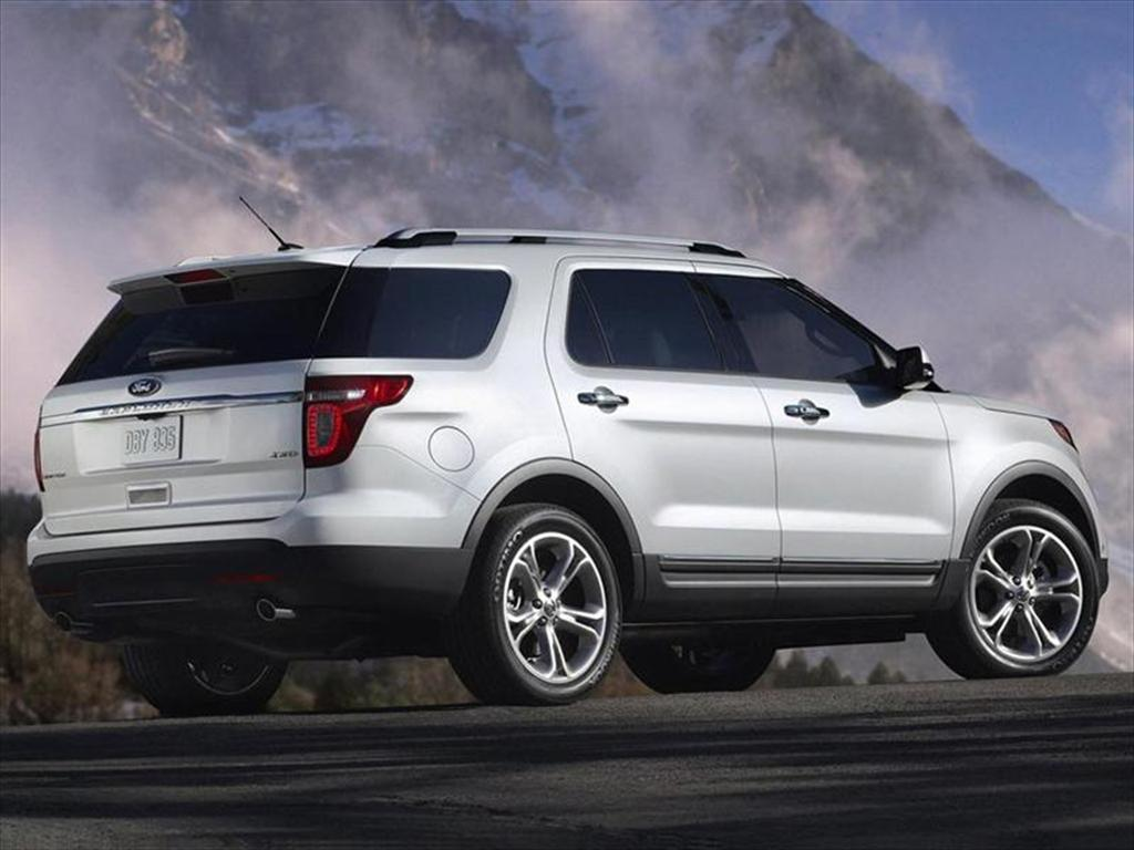 Ford Explorer Limited 4x4 2015