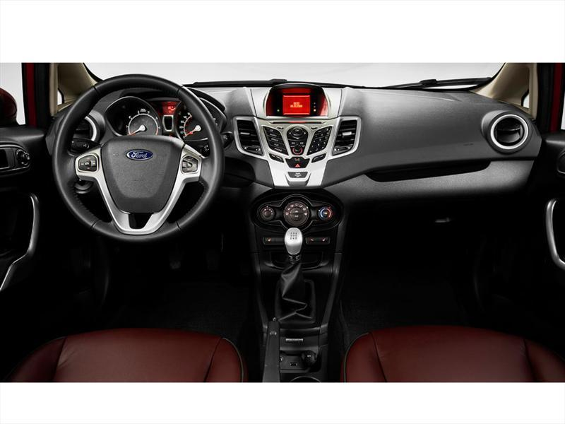 Ford Fiesta Sedan >> Ford Fiesta Sedán S (2012)