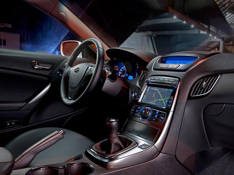 Hyundai Genesis Coup 2 0t Aut 2013