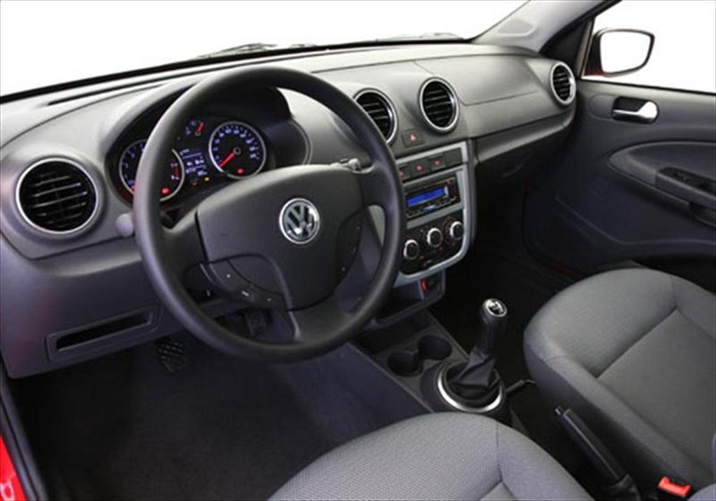Volkswagen gol sed n trendline 2013 for Interior gol trend 2018