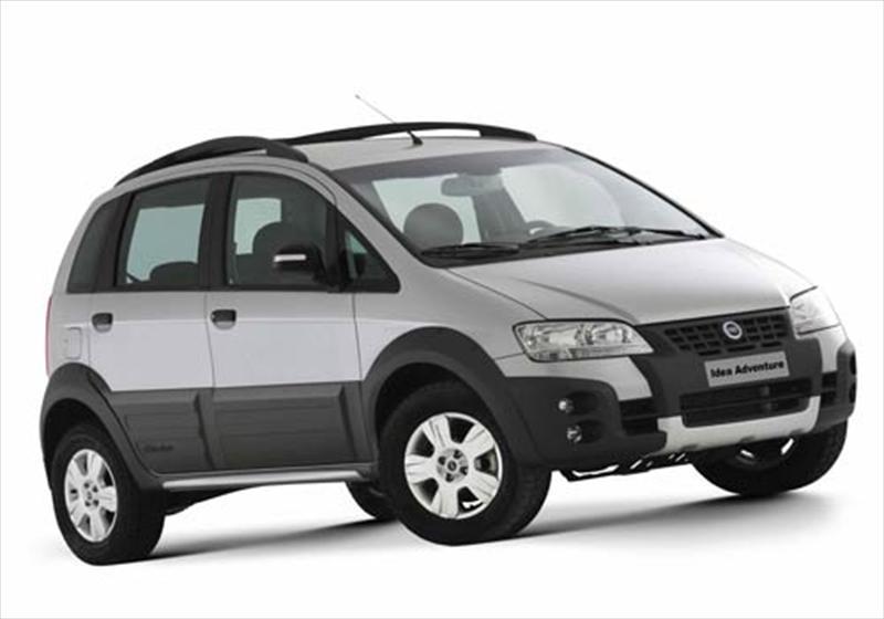 Fiat idea adventure informaci n 2016 for Fiat idea adventure 2007 1 8 precio