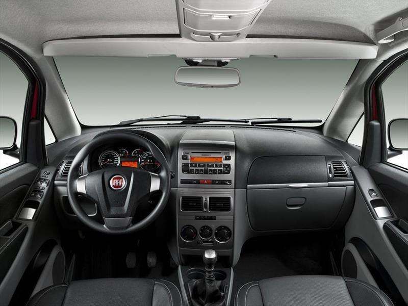 Fiat idea 1 4 attractive 2014 for Precio fiat idea attractive 2013