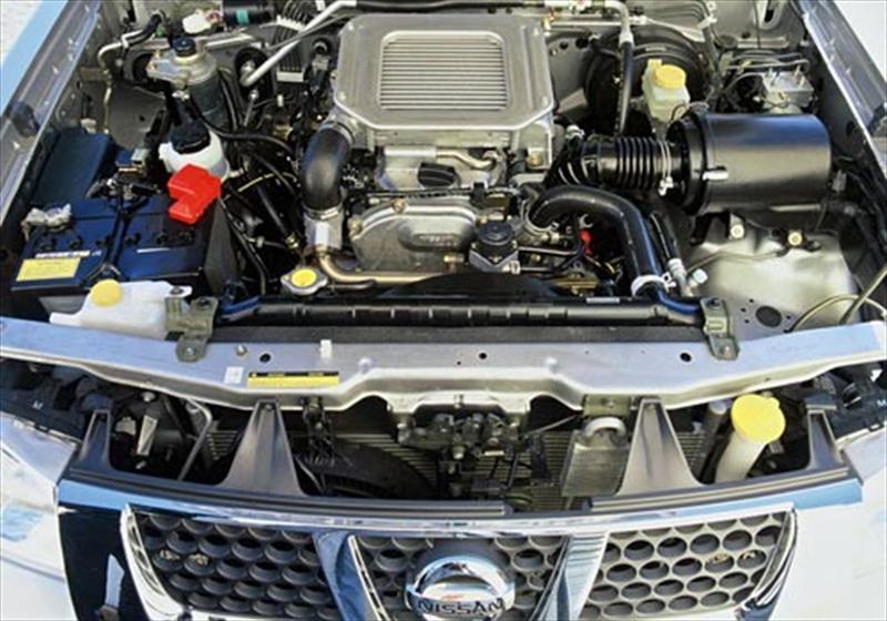 Nissan Terrano Dx 2 5l 4x4 Cd 2013