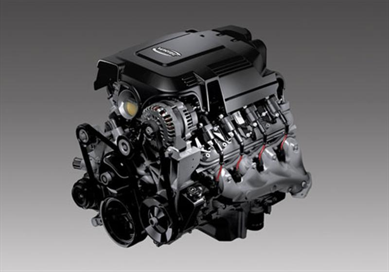Chevrolet Silverado LT 5.3L Doble Cabina 4x4 (2015)