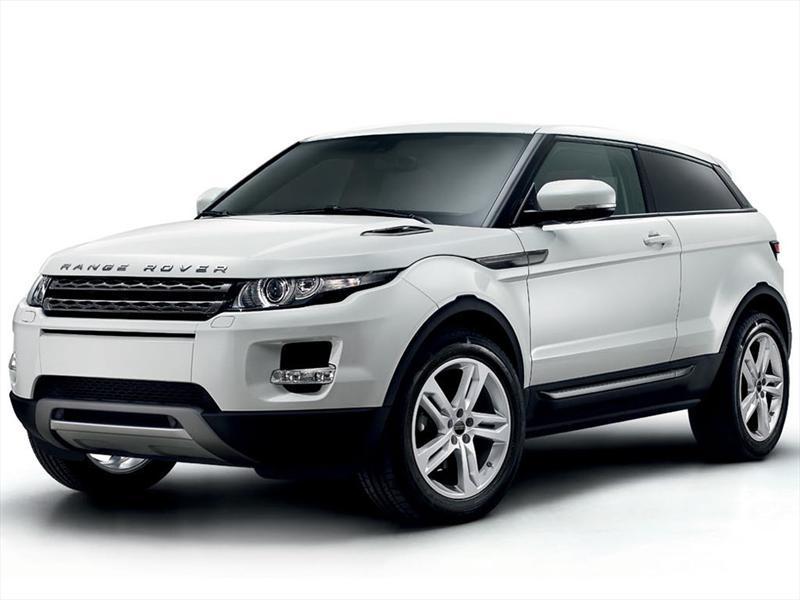 Land Rover Range Rover Evoque Coupé Pure (2016)