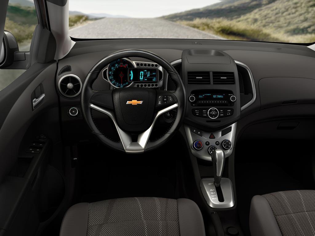 Chevrolet Sonic Paq E 2012