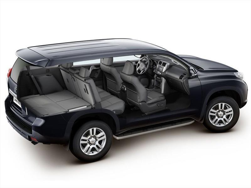 Toyota Land Cruiser Prado Tx L 4 0l 2015