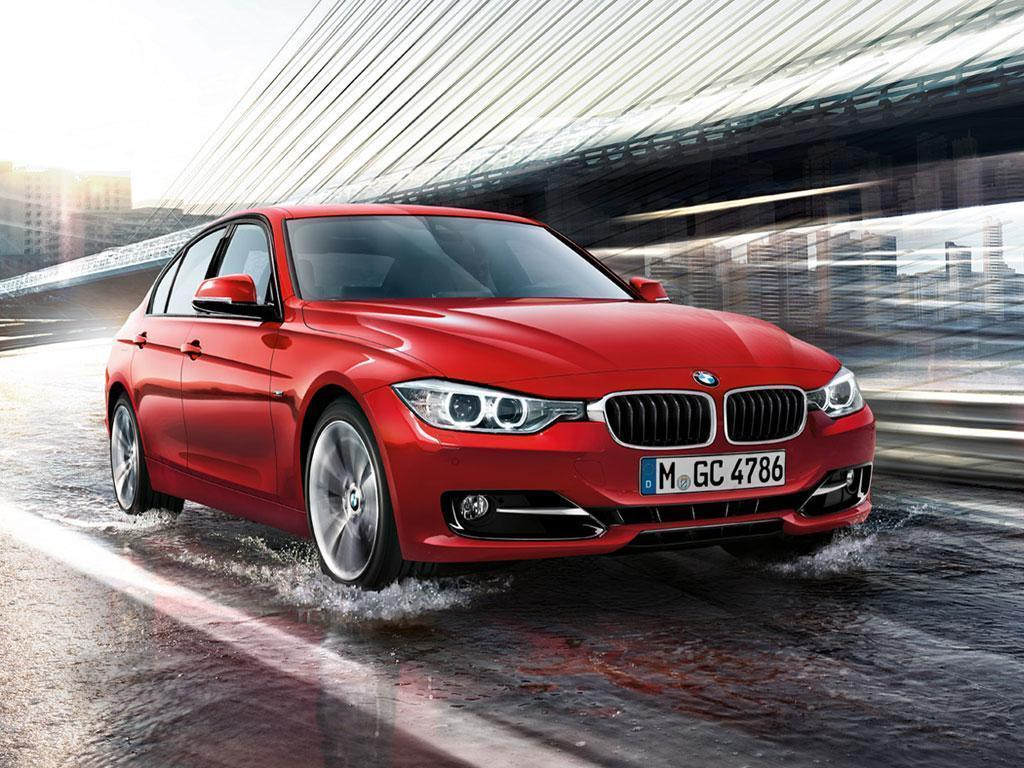 Bmw Serie 3 320i Luxury Line 2013