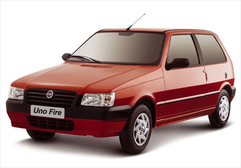 Autos Fiat Informaci 243 N Uno Fire