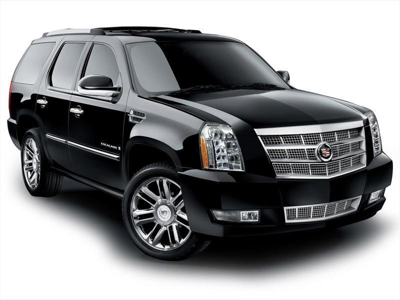 Cadillac Escalade Esv Paq P Platinum 2013