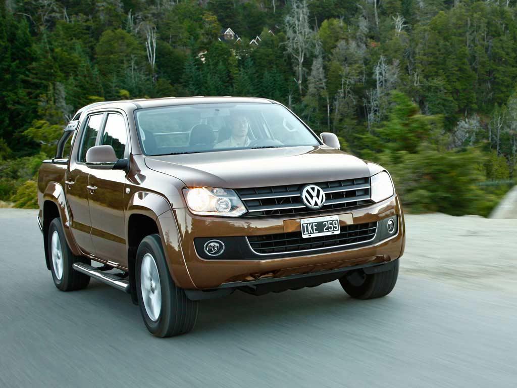 Volkswagen Amarok Dc 4x2 Startline 140cv 2013