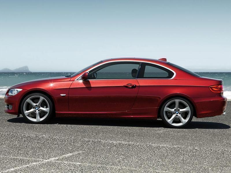 BMW Serie 3 335i Coupé M Sport (2013)