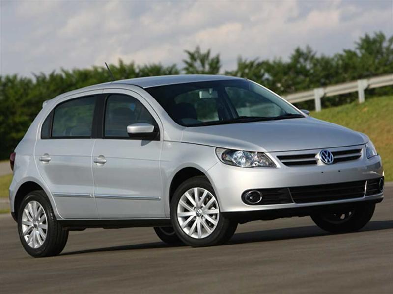 foto Volkswagen Gol Trend 5P Pack I (2012)