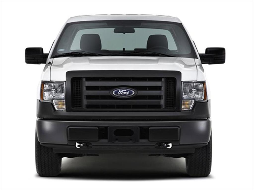 Ford F 150 Xl 4x4 3 7l Cabina Regular 2013
