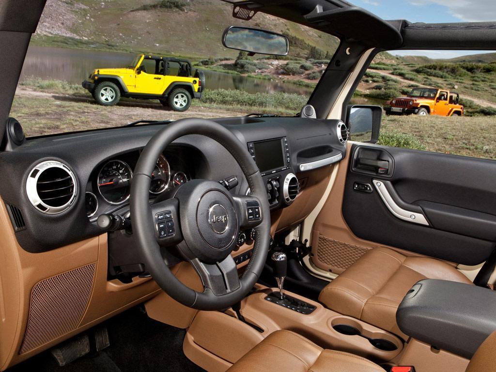 Jeep Wrangler Unlimited Sport 4x4 3 6l Aut 2014