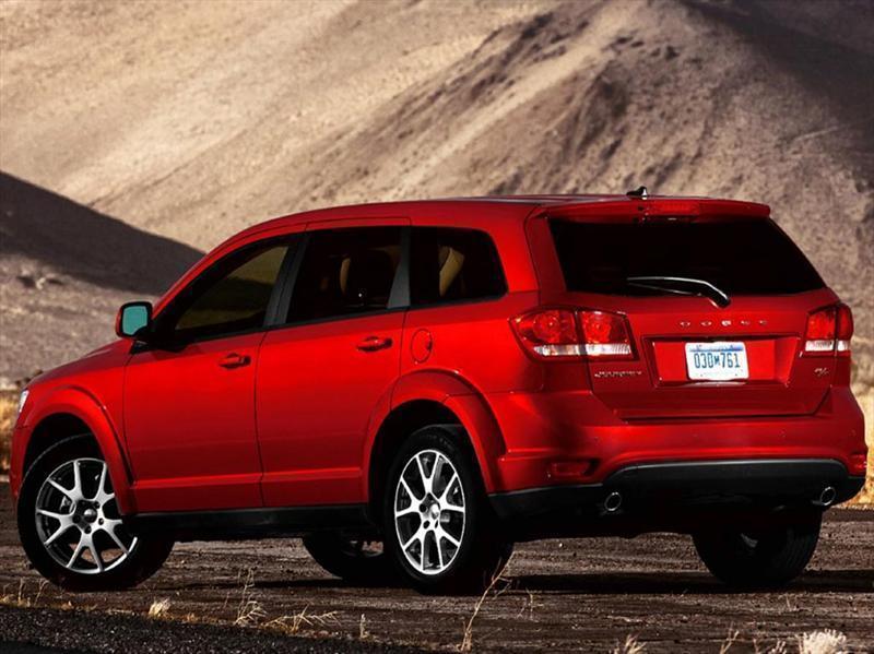 2016 Dodge Journey >> Dodge Journey SE 2.4L (2015)