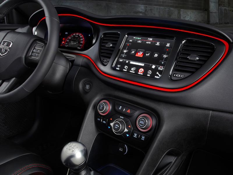 P F Faf E Ad Fc D E A Bab on 2013 Dodge Dart Interior