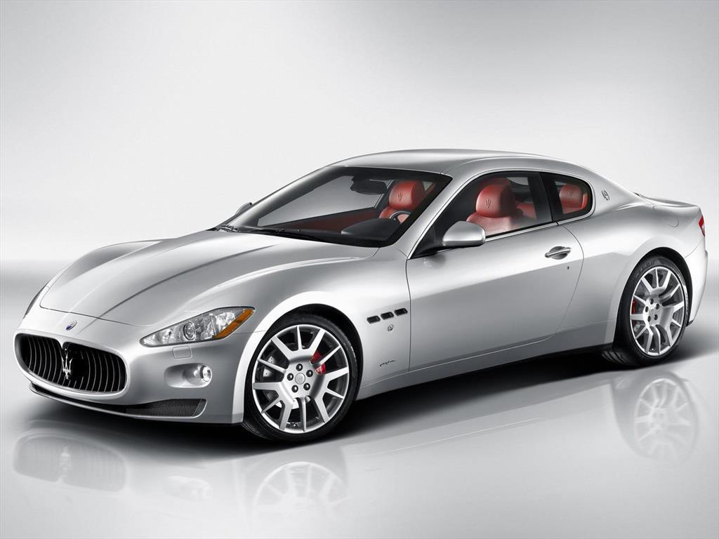 Autos 2017 Maserati
