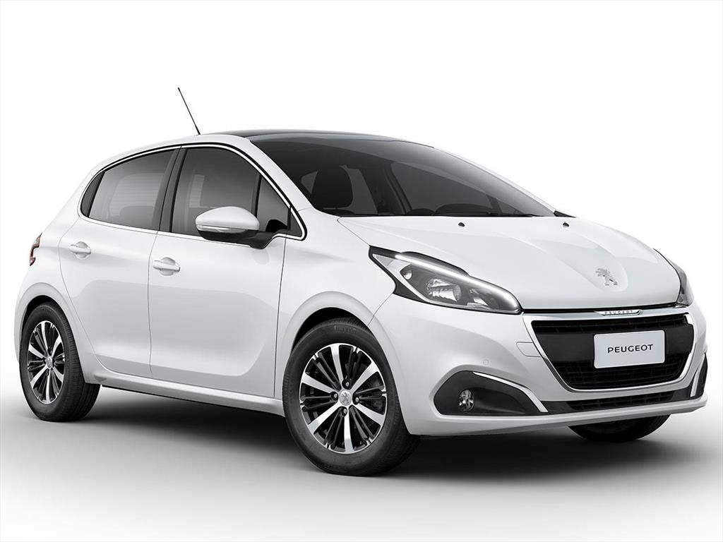 Peugeot 208 allure 1 6 2017 for Peugeot 208 interior 2017
