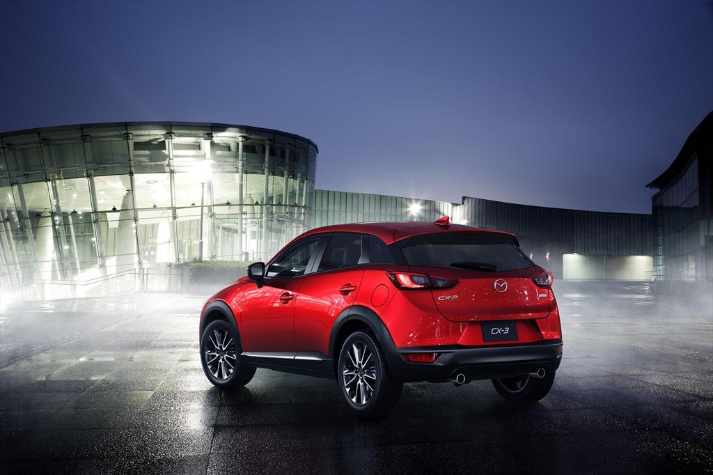 Mazda Cx 3 >> Mazda CX-3 i Sport 2WD (2017)