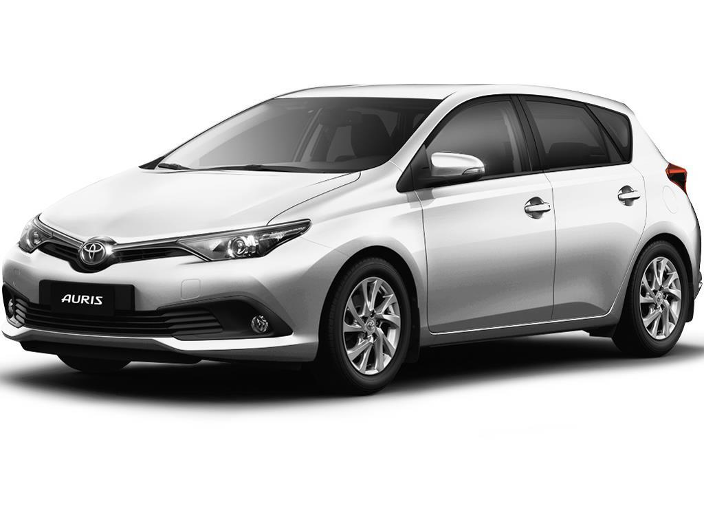 toyota auris nuevos precios del cat logo y cotizaciones. Black Bedroom Furniture Sets. Home Design Ideas