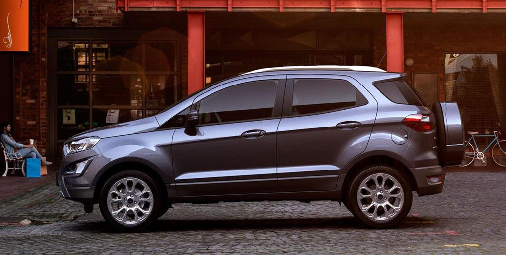 Ford Ecosport Trend (2018)