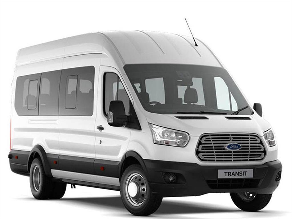 Ford Camper Van 4x4 >> Ford Transit nuevos, precios del catálogo y cotizaciones.